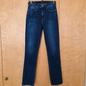 Silver calley straight jeans size 27